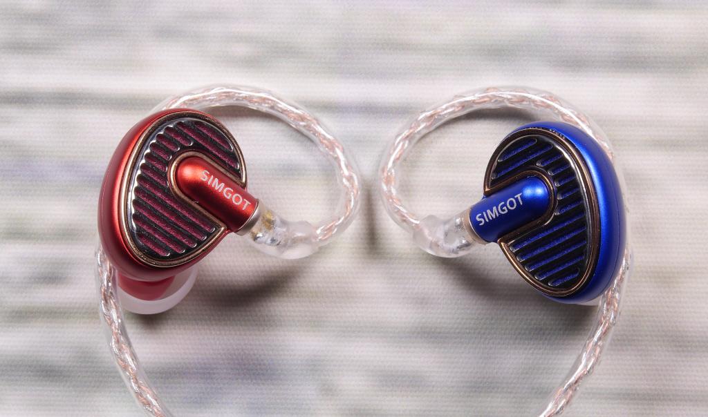 SIMGOT EN700PRO RED&BLUE