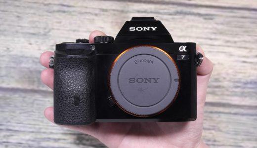 【初代α7】SONY α7 ILCE-7 を買いました!