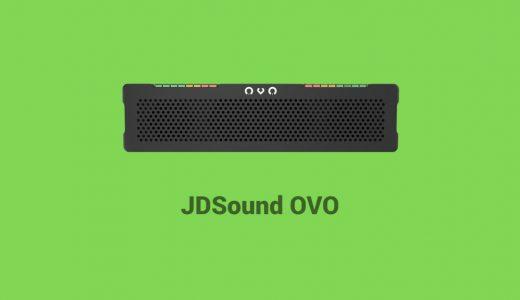 Dnoteを採用したMade in TOHOKUのポータブルスピーカー 『JDSound OVO』 完成前のデモ機を試す