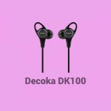 最大20時間連続再生可能な低価格ノイズキャンセリングイヤホン『Decoka DK100』を試す