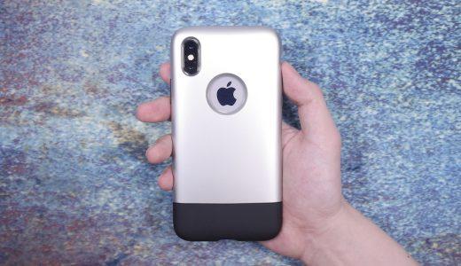 【レビュー】『Spigen Classic One』10周年限定デザイン 初代iPhoneをイメージしたiPhone Xケースを試す