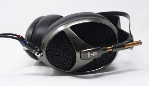 【レビュー】Meze Audio Empyrean 世界初の平面磁界駆動型ハイブリッド配列ヘッドホンを試す