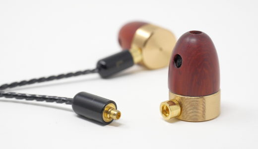 634EARS Bullets(バレット) 耳穴を完全に密閉しないイヤホンが届きました!