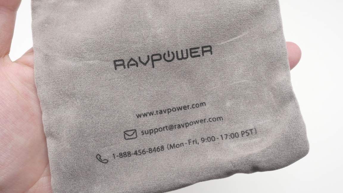 RAVPower RP-PB125 review