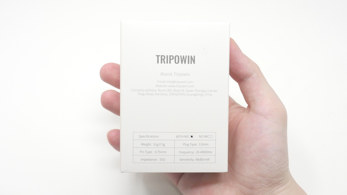 TRIPOWIN TP10 review
